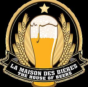 Logo maison des bières